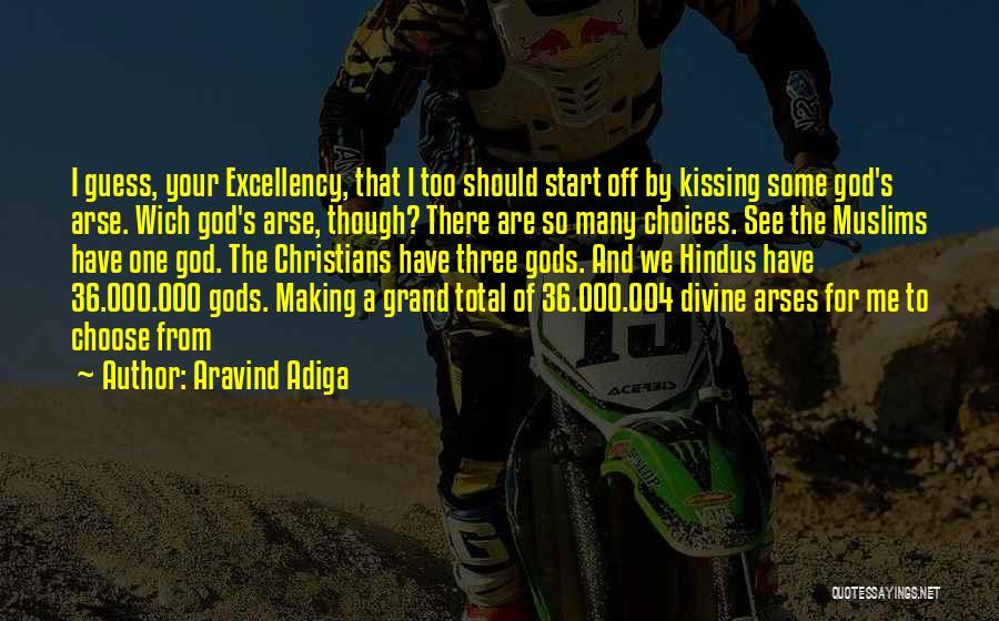 Aravind Adiga Quotes 785709