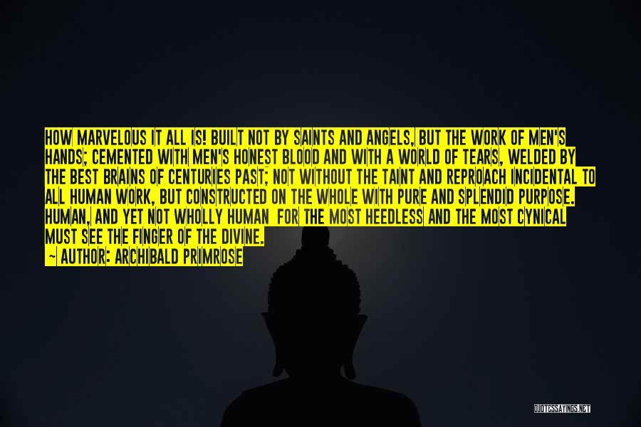 Archibald Primrose Quotes 2101379