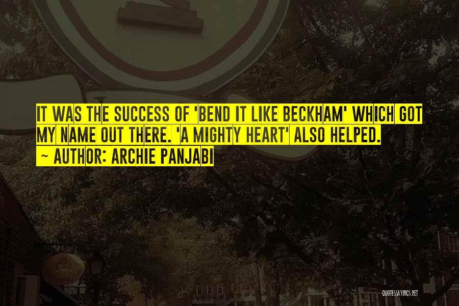 Archie Panjabi Quotes 1201758