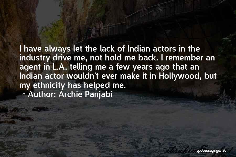 Archie Panjabi Quotes 1229947