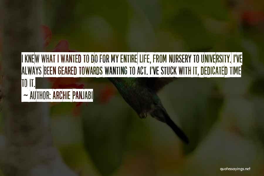 Archie Panjabi Quotes 1384441