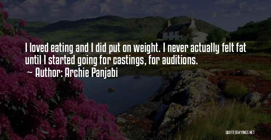 Archie Panjabi Quotes 1557385