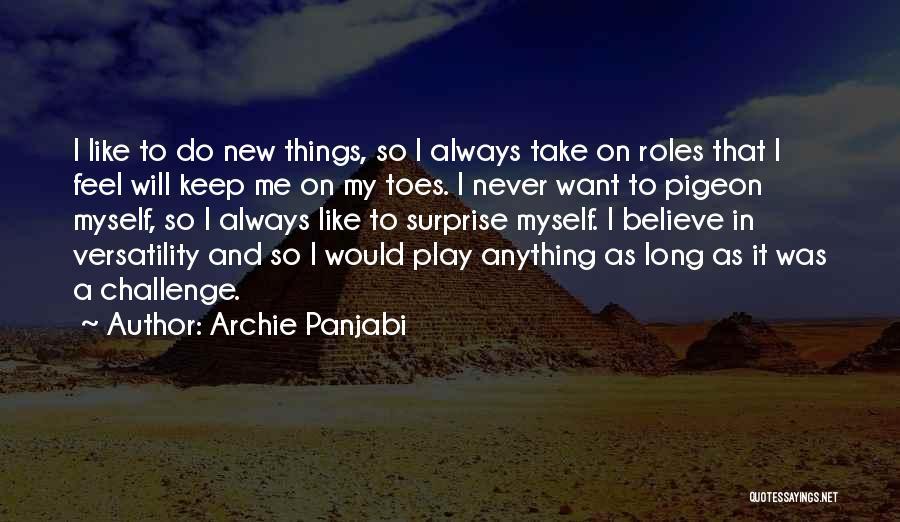 Archie Panjabi Quotes 1657551