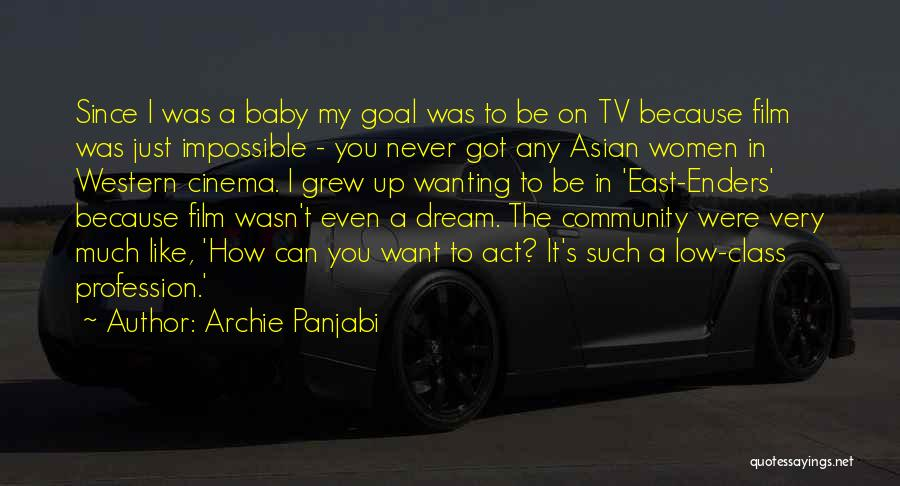 Archie Panjabi Quotes 1828402