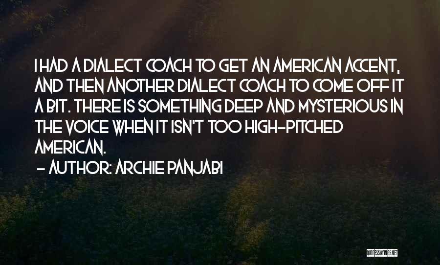 Archie Panjabi Quotes 1913219