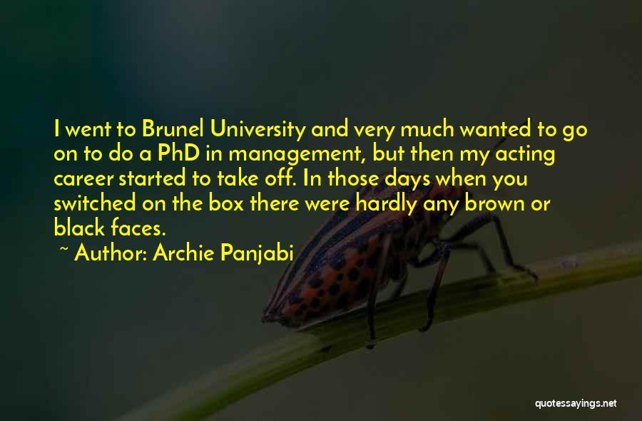Archie Panjabi Quotes 210088