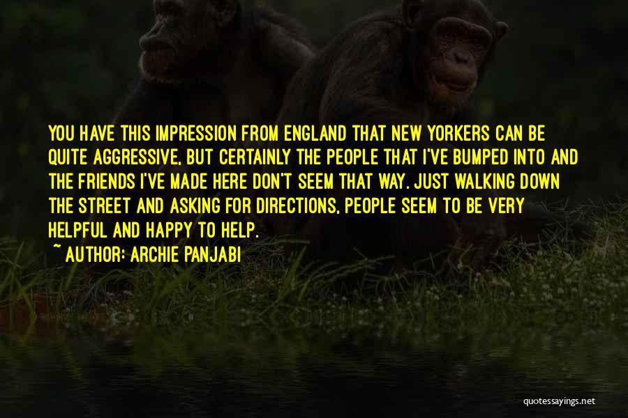 Archie Panjabi Quotes 2131420