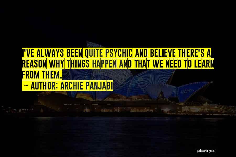 Archie Panjabi Quotes 2164742