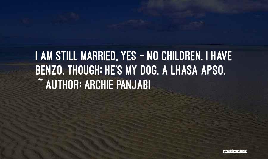 Archie Panjabi Quotes 246845
