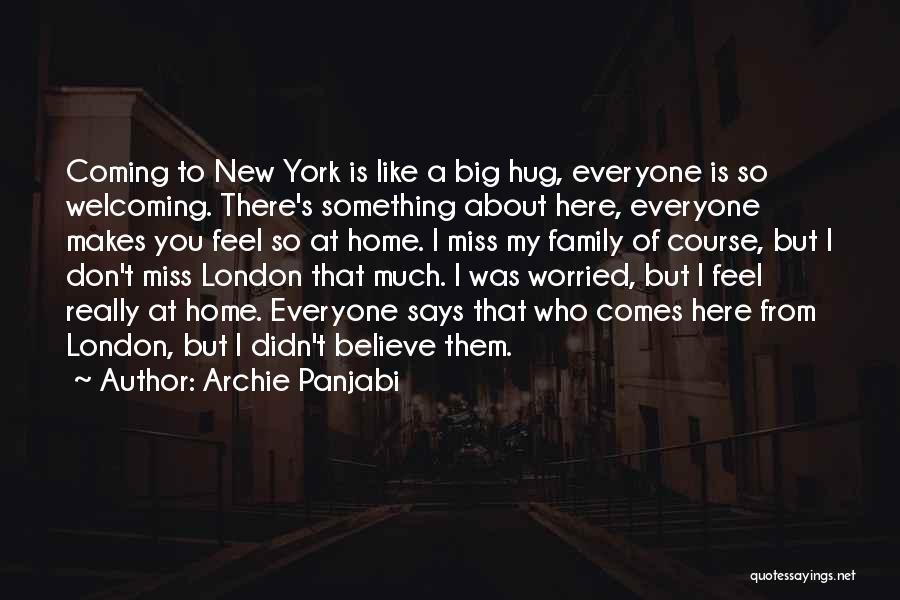 Archie Panjabi Quotes 248043