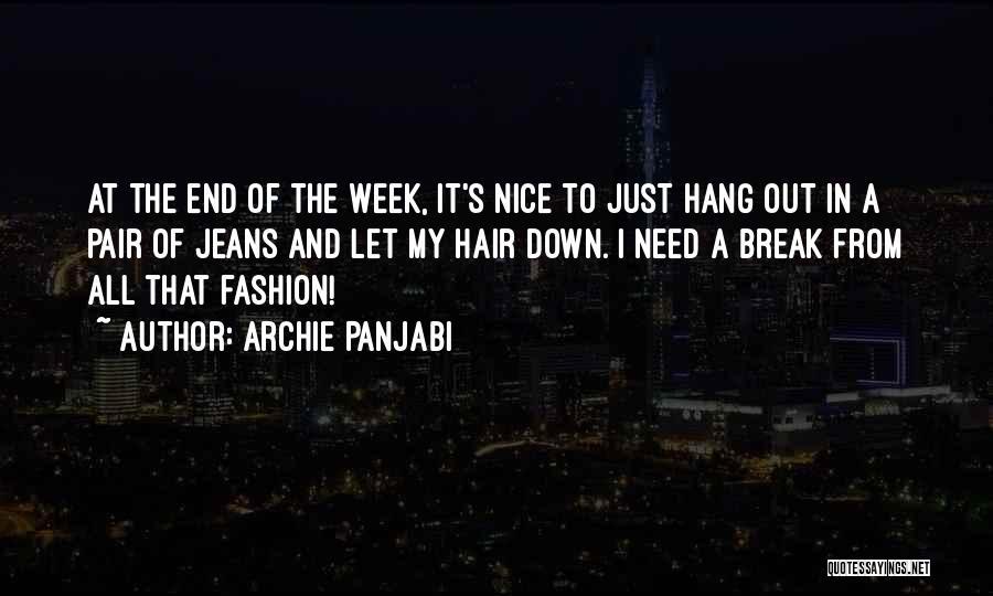 Archie Panjabi Quotes 266513
