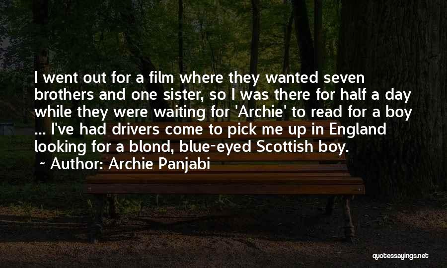 Archie Panjabi Quotes 337969