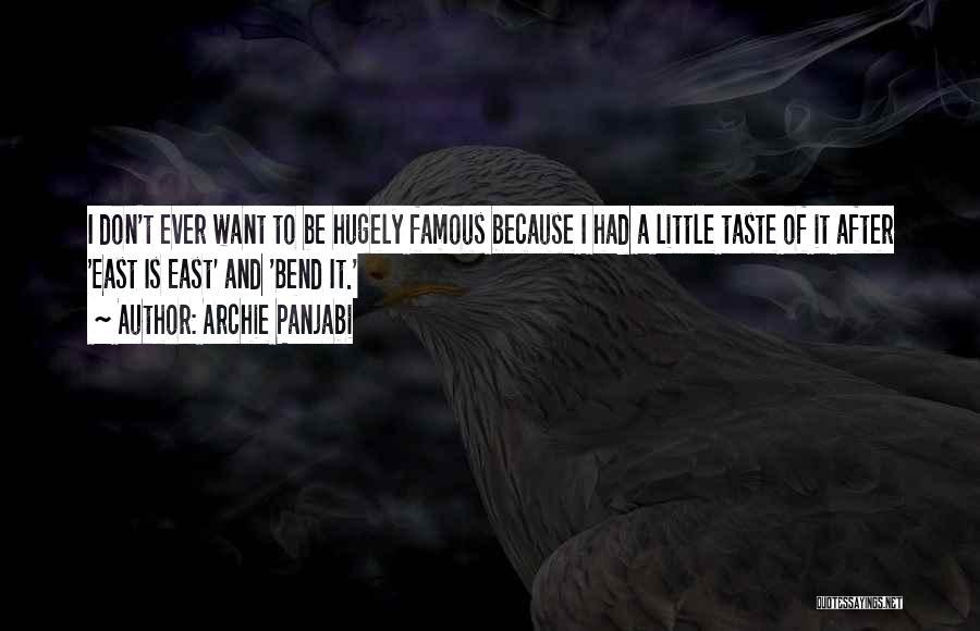 Archie Panjabi Quotes 403453