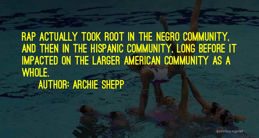 Archie Shepp Quotes 2269461
