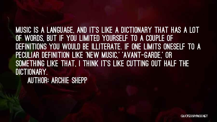 Archie Shepp Quotes 555024