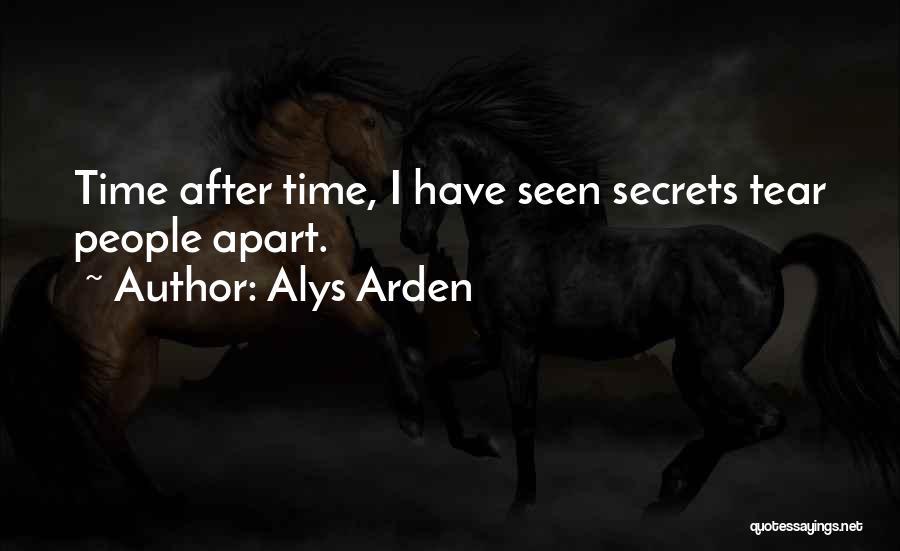 Arden Quotes By Alys Arden
