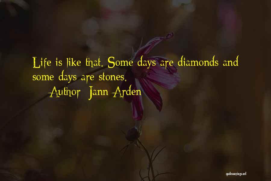 Arden Quotes By Jann Arden