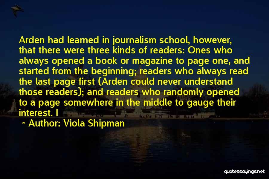 Arden Quotes By Viola Shipman