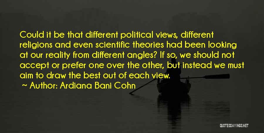 Ardiana Bani Cohn Quotes 1800618