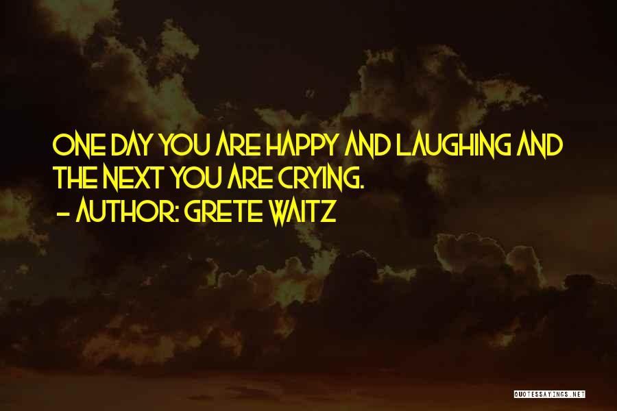 Are You Happy Quotes By Grete Waitz