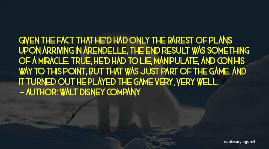 Arendelle Quotes By Walt Disney Company
