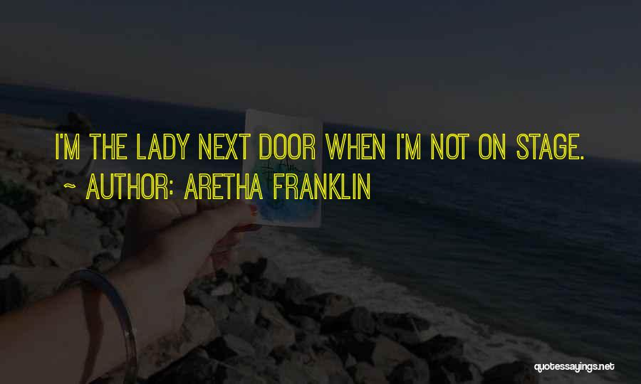 Aretha Franklin Quotes 1955284