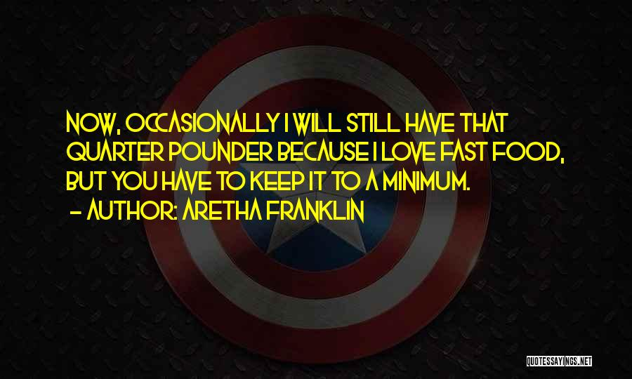Aretha Franklin Quotes 257708
