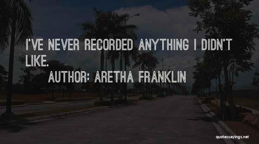 Aretha Franklin Quotes 275331
