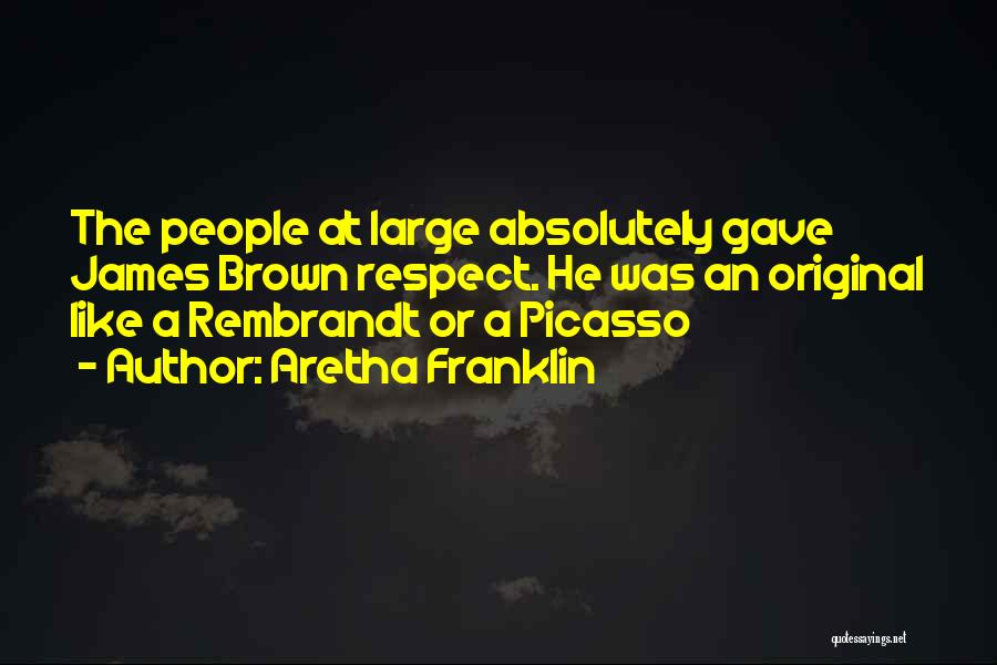 Aretha Franklin Quotes 825970