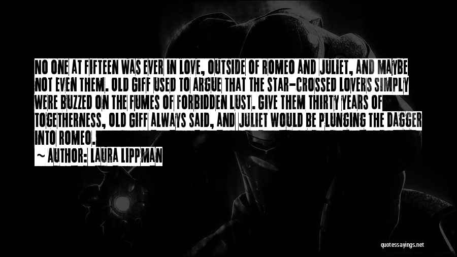 Argue And Love Quotes By Laura Lippman