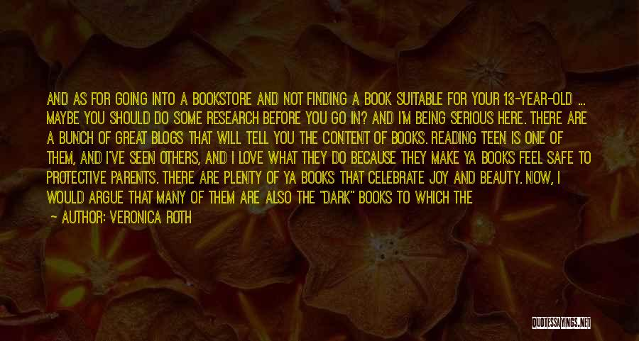 Argue And Love Quotes By Veronica Roth
