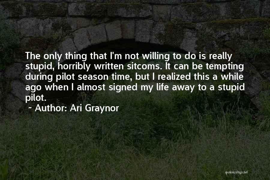 Ari Graynor Quotes 622935