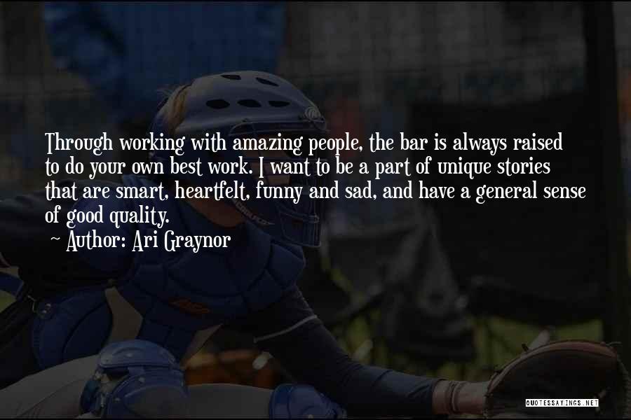 Ari Graynor Quotes 940691