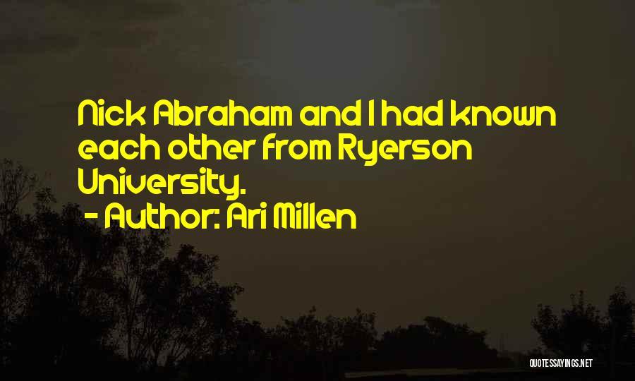 Ari Millen Quotes 1812852