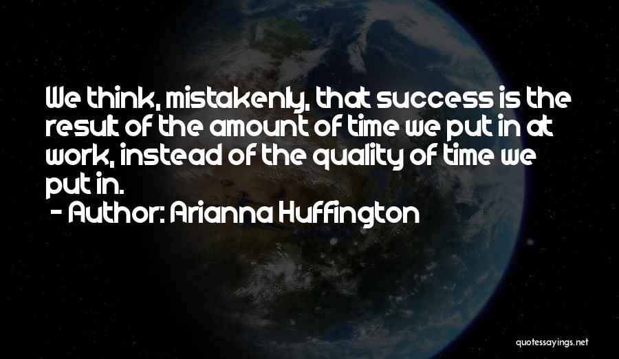 Arianna Huffington Quotes 1181511