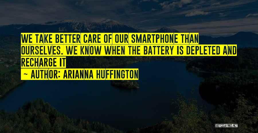 Arianna Huffington Quotes 1315866