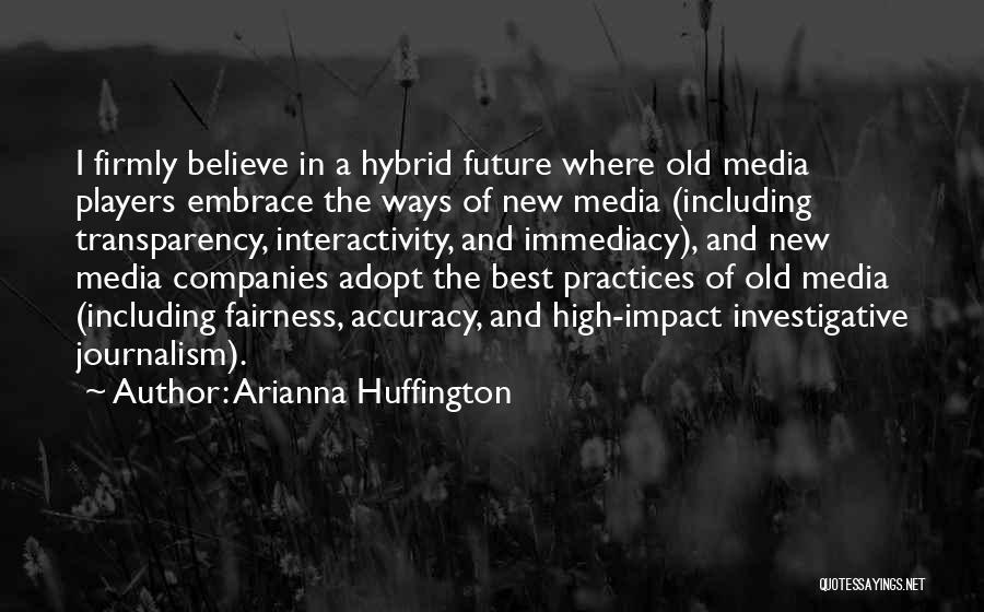 Arianna Huffington Quotes 439739