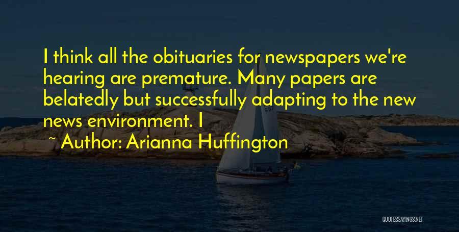 Arianna Huffington Quotes 807974