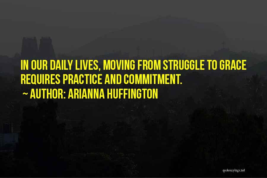 Arianna Huffington Quotes 885366