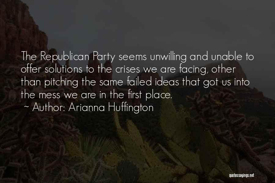 Arianna Huffington Quotes 916855