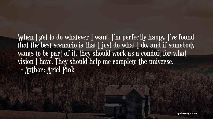 Ariel Pink Quotes 1001535