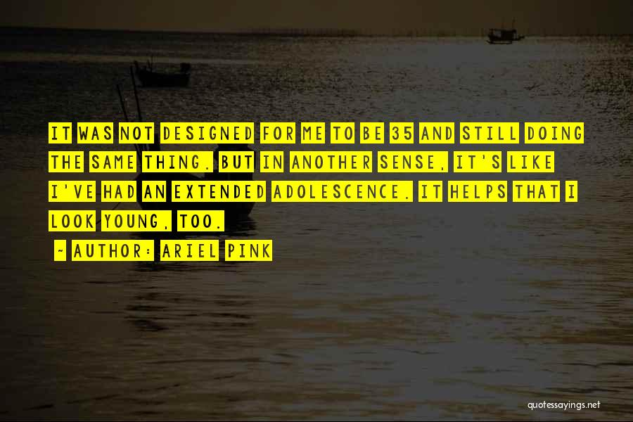 Ariel Pink Quotes 1132092