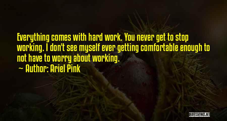 Ariel Pink Quotes 1186660