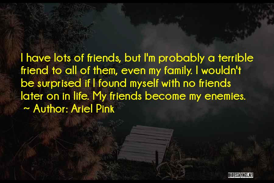 Ariel Pink Quotes 1580232