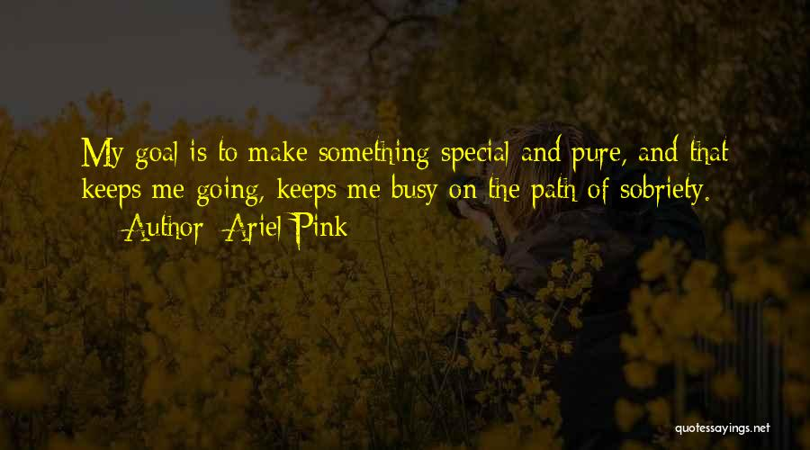 Ariel Pink Quotes 1664990