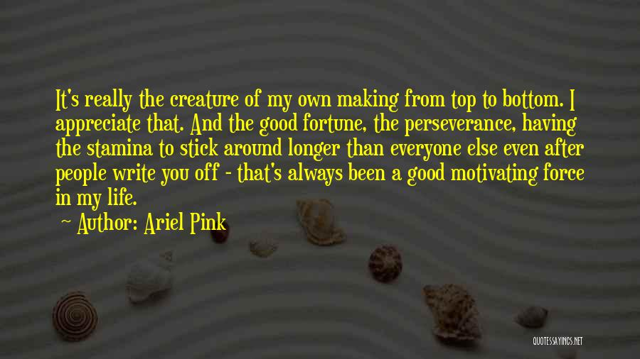 Ariel Pink Quotes 411570