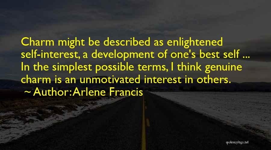 Arlene Francis Quotes 2191745