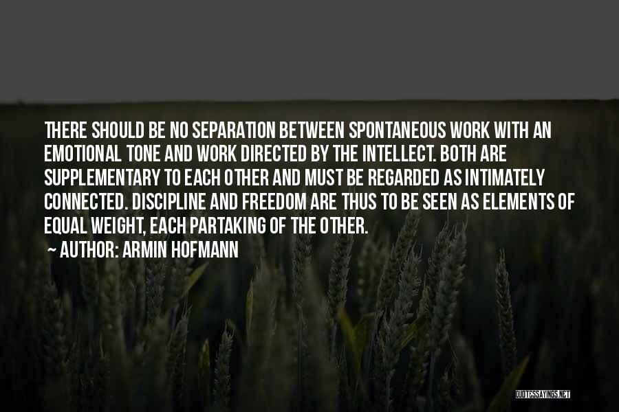 Armin Hofmann Quotes 2247705