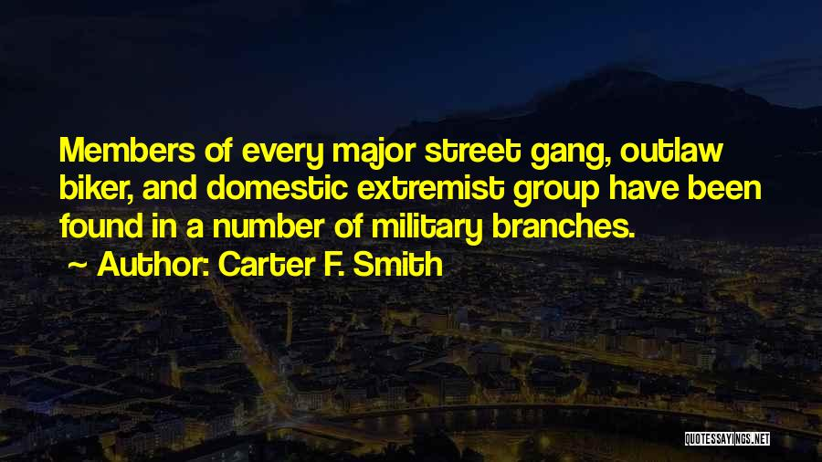 Army Air Corps Quotes By Carter F. Smith