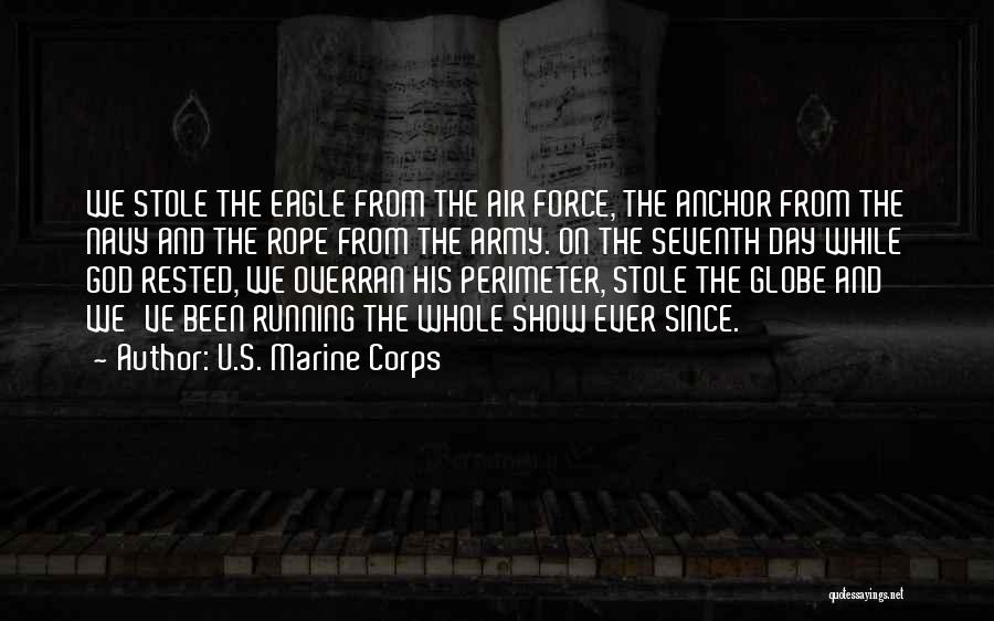 Army Air Corps Quotes By U.S. Marine Corps